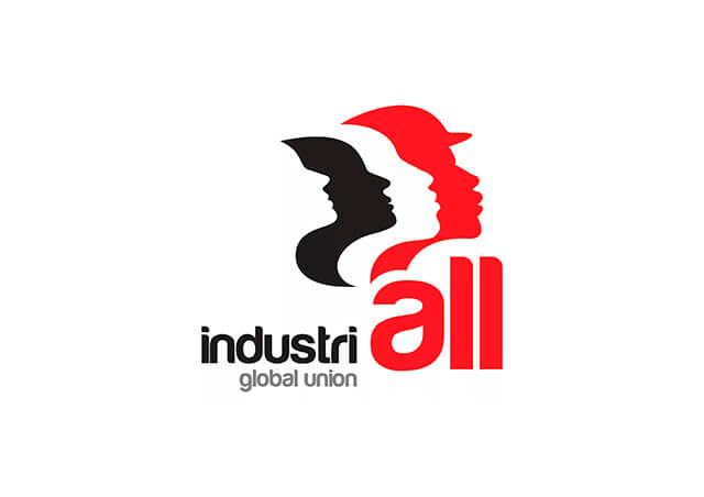 Солидарность от IndustriaALL Global union