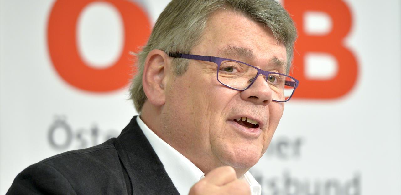 Обращение президента Австрийской федерации профсоюзов