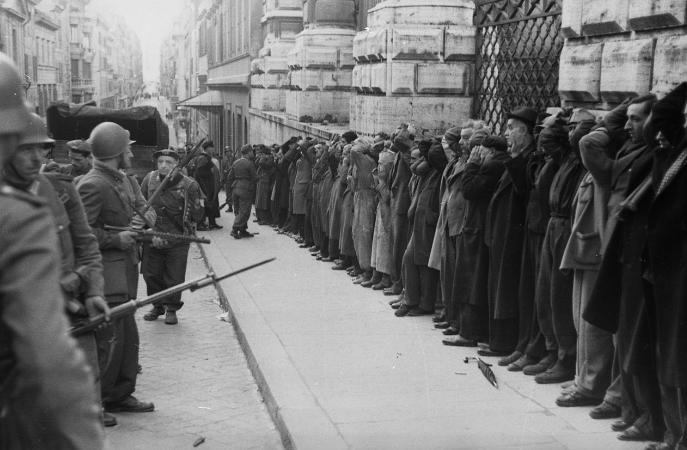 Генерал Белоконев предлагает использовать методы нацистов?