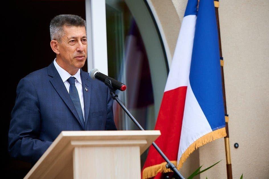 Французский МИД выступил с официальным заявлением по поводу отъезда посла Николя де Буйана де Лакоста из Минска