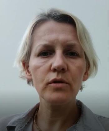 Учительница из Солигорска присоединилась к общереспубликанской стачке