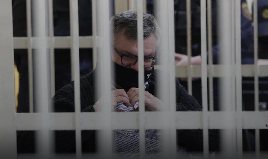 Начался суд над главным политическим оппонентом Лукашенко