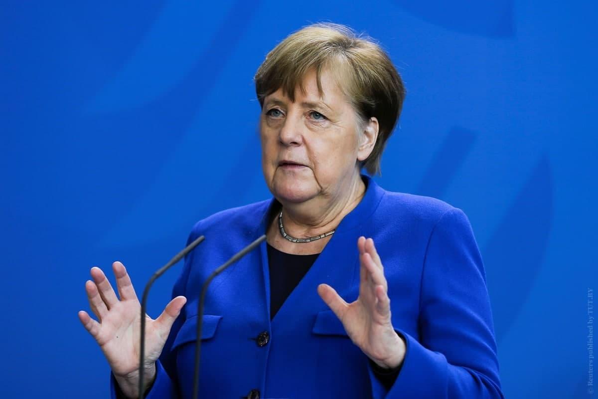 Ангела Меркель призвала прекратить репрессии в Беларуси и освободить политзаключенных